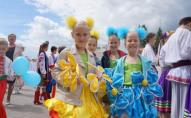 Марш, концерт та багато танців: у Луцьку відсвяткували День захисту дітей. ФОТО