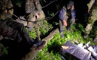 Безпілотник впіймав ковельських контрабандистів посеред Західного Бугу. ВІДЕО