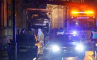 Наїзд на пішоходів,  кількість загиблих зросла до 5, постраждали 14 осіб. ФОТО