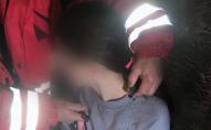 Дівчина в нашийнику застрягла у квест-кімнаті Києва