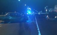 У Луцьку зіткнулися два легковика: четверо постраждали