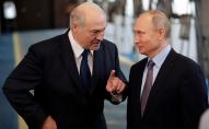 Лукашенко: Я з Путіним в одній команді
