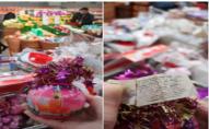 Кремль на ялинку: в Луцьку продавали іграшки з пропагандистським зображенням. ВІДЕО