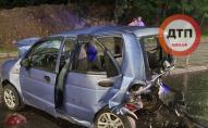 Під час оформлення ДТП Субару влетів у три авто: серед жертв - діти. ФОТО