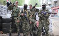 Сепаратисти порушили режим
