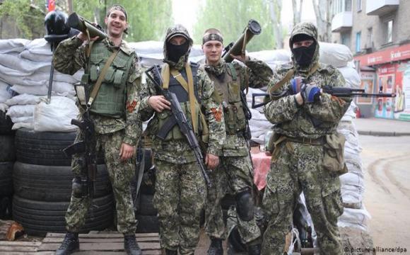 """Сепаратисти порушили режим """"тиші"""" сім разів"""