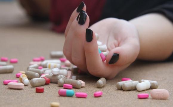 Мешканка Нікополя наковталась таблеток