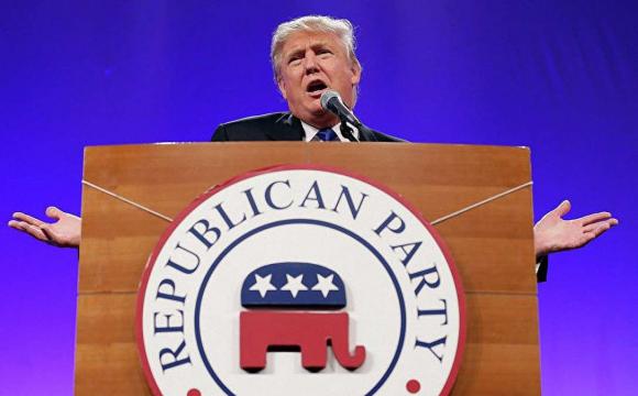 З Республіканської партії США виходять десятками тисяч