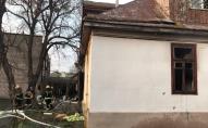 У Луцьку в пожежі загинули троє людей. ФОТО