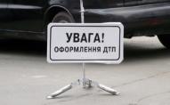 Під Луцьком сталася ДТП за участю авто та маршрутки №251. ВІДЕО