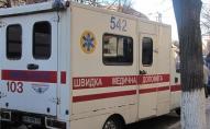 У Києві чоловік випав із восьмого поверху і вижив
