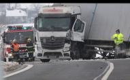 У Чехії загинули двоє українців. ФОТО