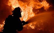 У Луцьку масштабна пожежа в багатоповерхівці на Кравчука. ВІДЕО