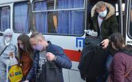 Як працюватиме громадський транспорт у