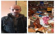 Тіло заховав у смітті: чоловік жорстоко розправився із 60-річним знайомим