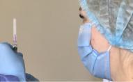 Стало відомо, скільки на Волині медичних працівників вже отримали щеплення від COVID-19