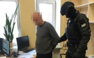 Підполковника податкової міліції спіймали на хабарі в $20 тисяч. ФОТО