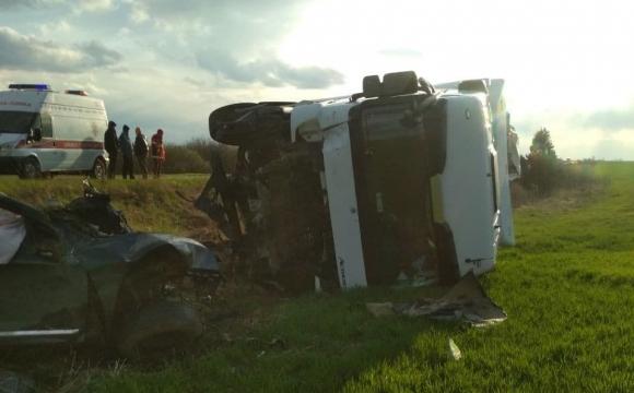 Смертельна ДТП на Волині: загинули 3 пасажирів, 2 з яких - діти
