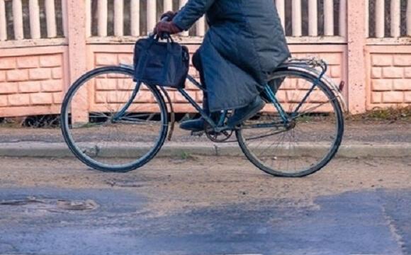 Пенсіонерка з Волині вкрала велосипед