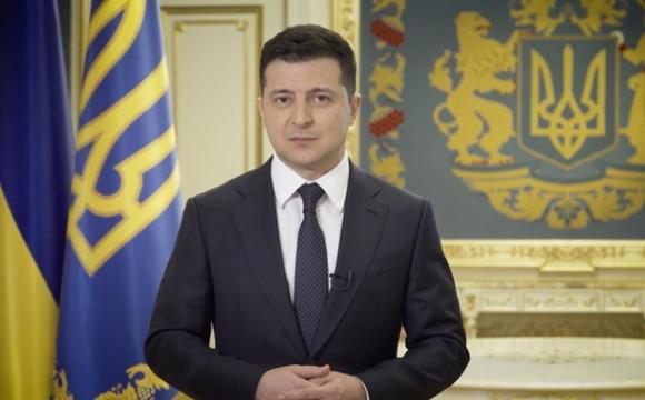 Зеленський записав відео про локдаун і вакцинацію