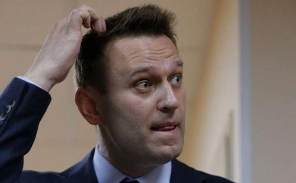 Сайт Навального відмовився виправляти карту з «російським» Кримом