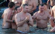 ПЦУ: купання на Водохреще гріхів не змиває