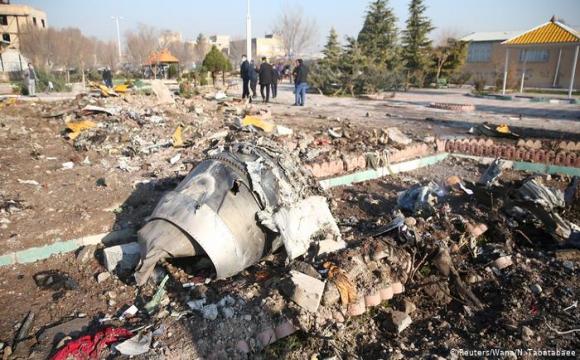 Іран збив український літак навмисно?