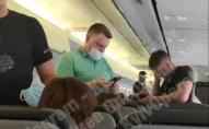 «Люди втрачали свідомість»: у Борисполі пасажирів декілька годин змусили сидіти у літаку. ВІДЕО