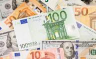 Гривня різко ослабла до долара і євро