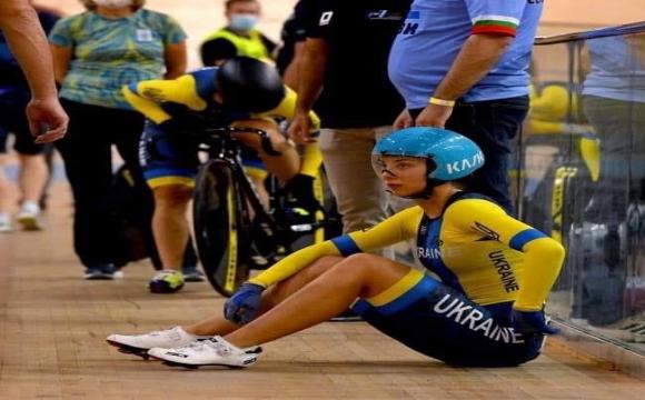 Волинянка здобула 4 «золота» на кубку України з велоспорту