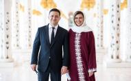 Перша леді України приміряла хіджаб. ФОТО