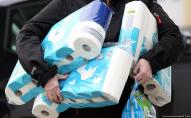 У світі дефіцит туалетного паперу?