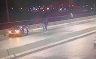 Таксист врятував жінку від самогубства. ВІДЕО
