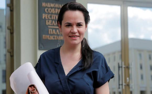 Тихановська заявила про бажання поговорити з Путіним