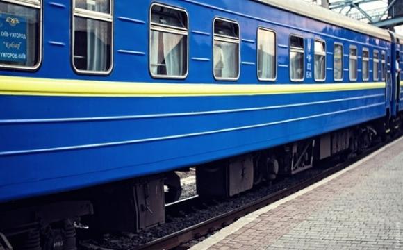 Укрзалізниця встановить відеоспостереження в нових пасажирських вагонах