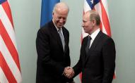 Зеленський про потенційну зустріч Путіна і Байдена: