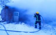 На Горохівщині трапилась пожежа. ФОТО