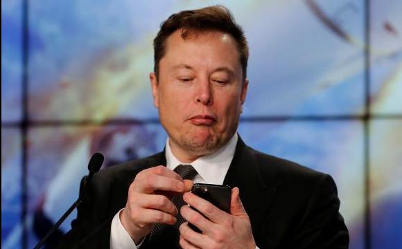 Ілон Маск за тиждень розбагатів на $11,5 млрд