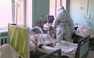 В Україні різко впав приріст COVID-хворих