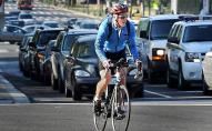 Робити хоч щось і «по-хазяйськи» : луцький спортсмен про велорух у місті