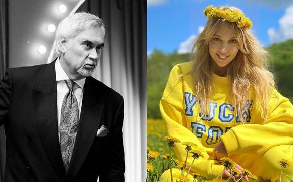 Після секс-скандалу з братом Меладзе обізвав Полякову «фріком»