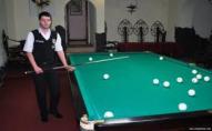 Лучанин здобув перемогу на всеукраїнському більярдному турнірі. ВІДЕО