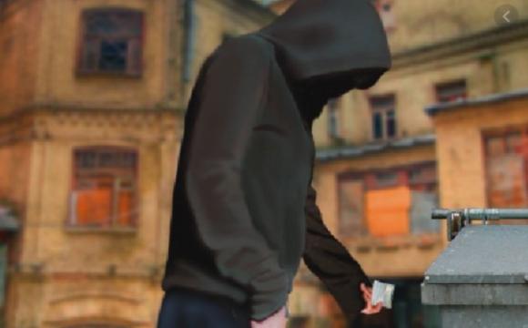 У Луцьку на проспекті Грушевського зловили закладчика наркотиків
