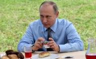 У Києві пропонують скуштувати Путіна. ФОТО