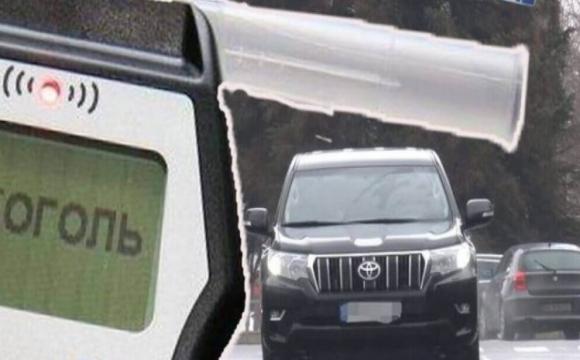 На Волині всього за добу склали 17 адмінпротоколів на водіїв. ВІДЕО