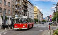Куплений в Луцьку тролейбус став експонатом у Польщі. ФОТО