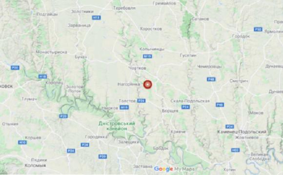 В Україні зафіксували землетрус