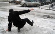 Українців попередили про ожеледицю на дорогах