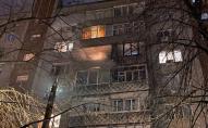 2 квартири загорілись, бо на балкон залетів феєрверк. ФОТО
