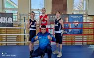Луцькі боксери здобули перші місця на турнірі в Польщі